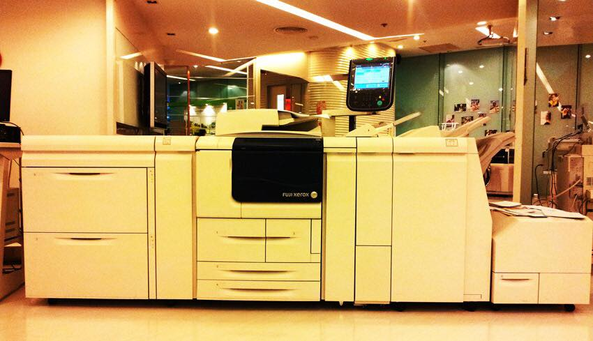 โรงพิมพ์ดิจิตอล - ครบเครื่องเรื่องงานพิมพ์